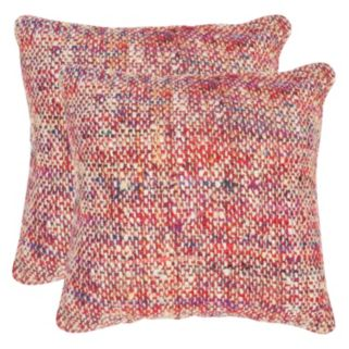Safavieh 2-piece Carrie Throw Pillow Set