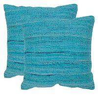 Safavieh 2-piece Eloise Throw Pillow Set
