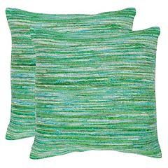 Safavieh 2 pc Eloise Throw Pillow Set