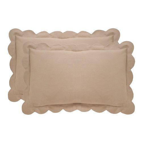 Safavieh 2-piece Pinafore Oblong Throw Pillow Set