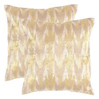 Safavieh 2 pc Boho Chic Throw Pillow Set