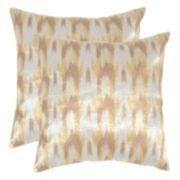 Safavieh 2-piece Boho Chic Throw Pillow Set