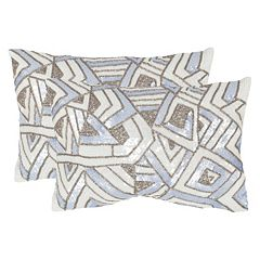 Safavieh 2 pc Ricci Throw Pillow Set