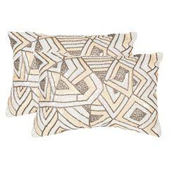 Safavieh 2 pc Ricci Throw Pillow Set