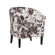 Linon Simon Arm Chair