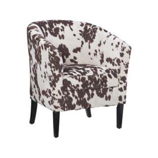 Linon Simon Arm Chair
