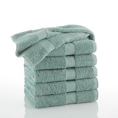 Martex Commercial 6 pkSolid Bath Towels