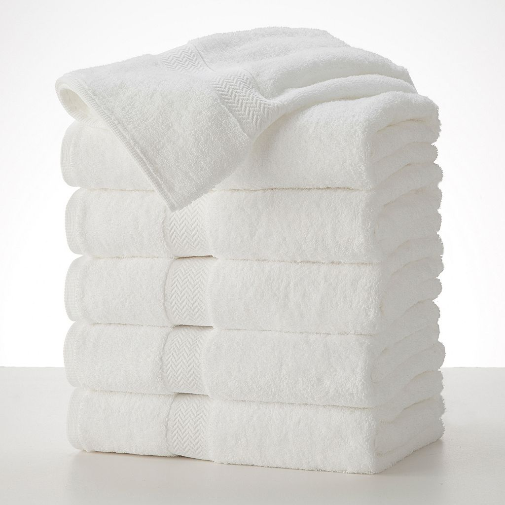 Martex Commercial 6-pk. Solid Bath Towels