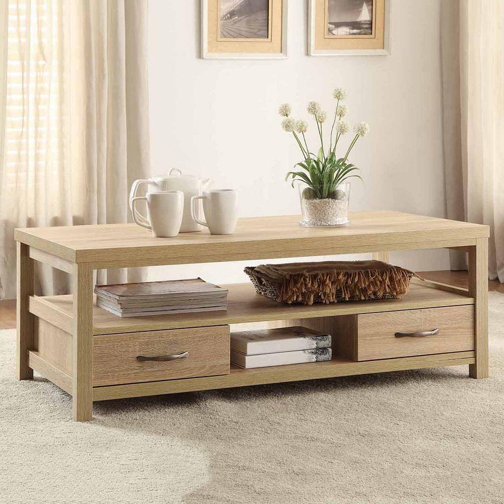 Linon Aspen Coffee Table