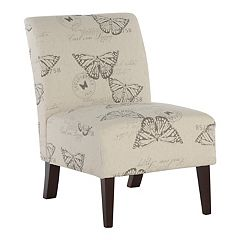 Linon Lily Accent Chair