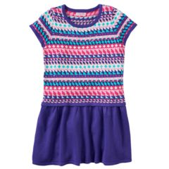 Girls Purple Sweater Dresses Kids Dresses, Clothing   Kohl's