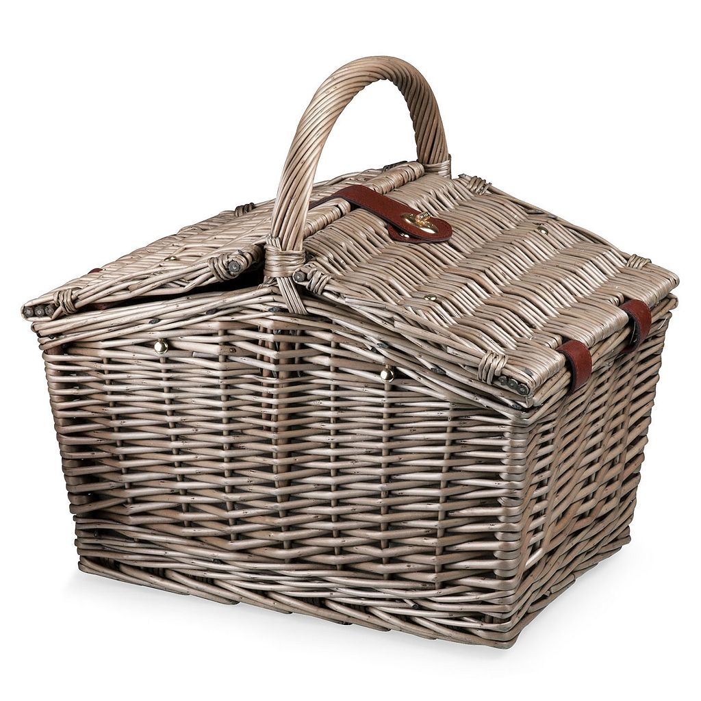 Picnic Time Piccadilly Service for Two Picnic Basket Set