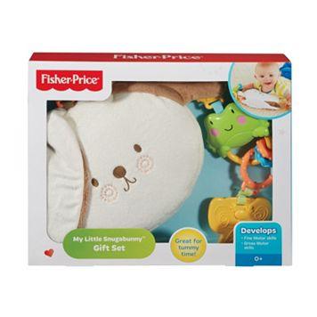 Fisher-Price SnuggaBunny Gift Set