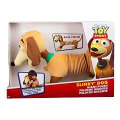 Disney \/ Pixar Toy Story Slinky Dog Plush by Slinky by