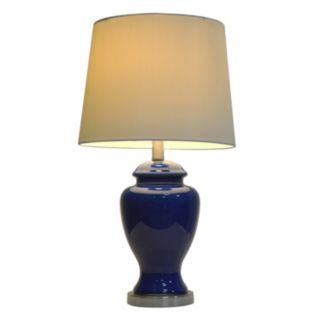 Decor Therapy Bold Ceramic Table Lamp