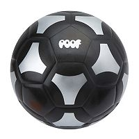 POOF Pro Gold Black Soccer Ball