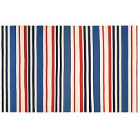 Couristan Grand Cayman Callabash Striped Indoor Outdoor Rug