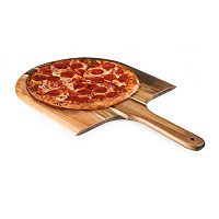 Picnic Time Legacy Acacia Pizza Peel