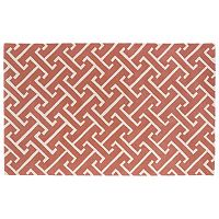 Kaleen Revolution Greek Key Wool Rug