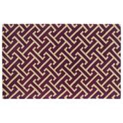 Kaleen Revolution Greek Key Wool Rug