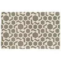 Kaleen Revolution Geometric Star Wool Rug
