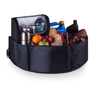 Picnic Time Trunk Boss Insulated Cooler & Expandable Organizer Set