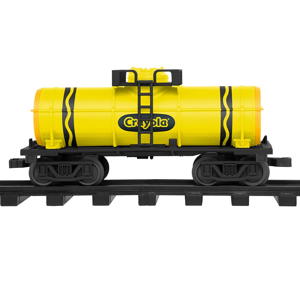 Crayola G Gauge Tankcar by Lionel Trains