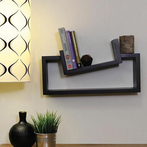nexxt Slant Wall Shelf