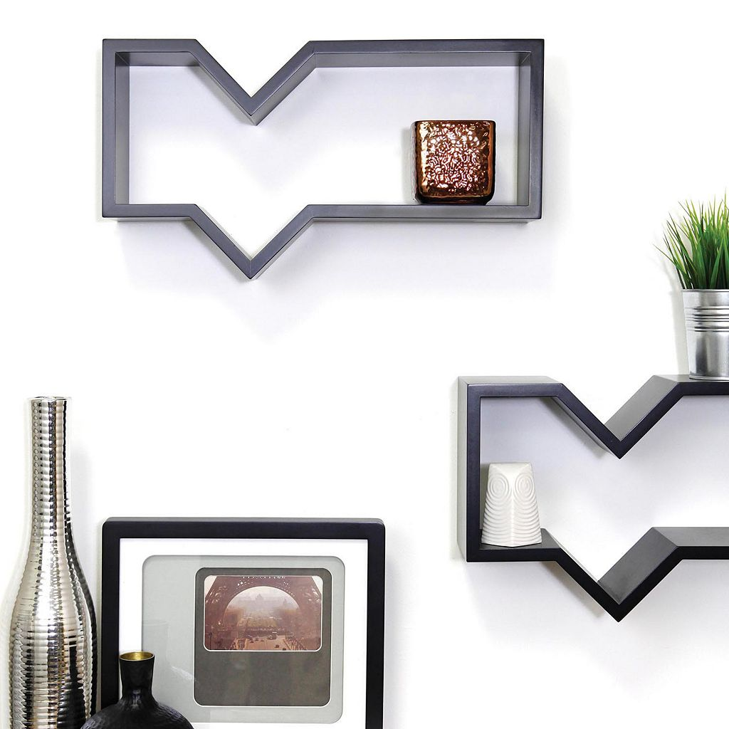 nexxt Quote Wall Shelf
