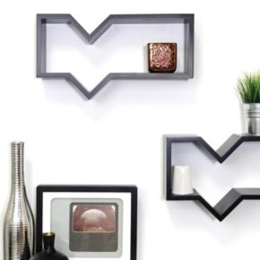 nexxt Quote Wall Shelf