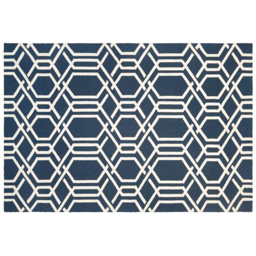 Couristan Covington Ariatta Trellis Indoor Outdoor Rug