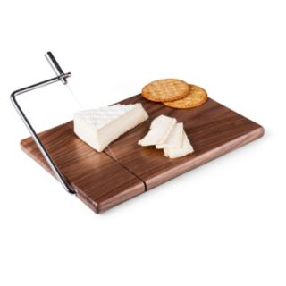 Picnic Time Legacy Cheese Slicer Chopping Board