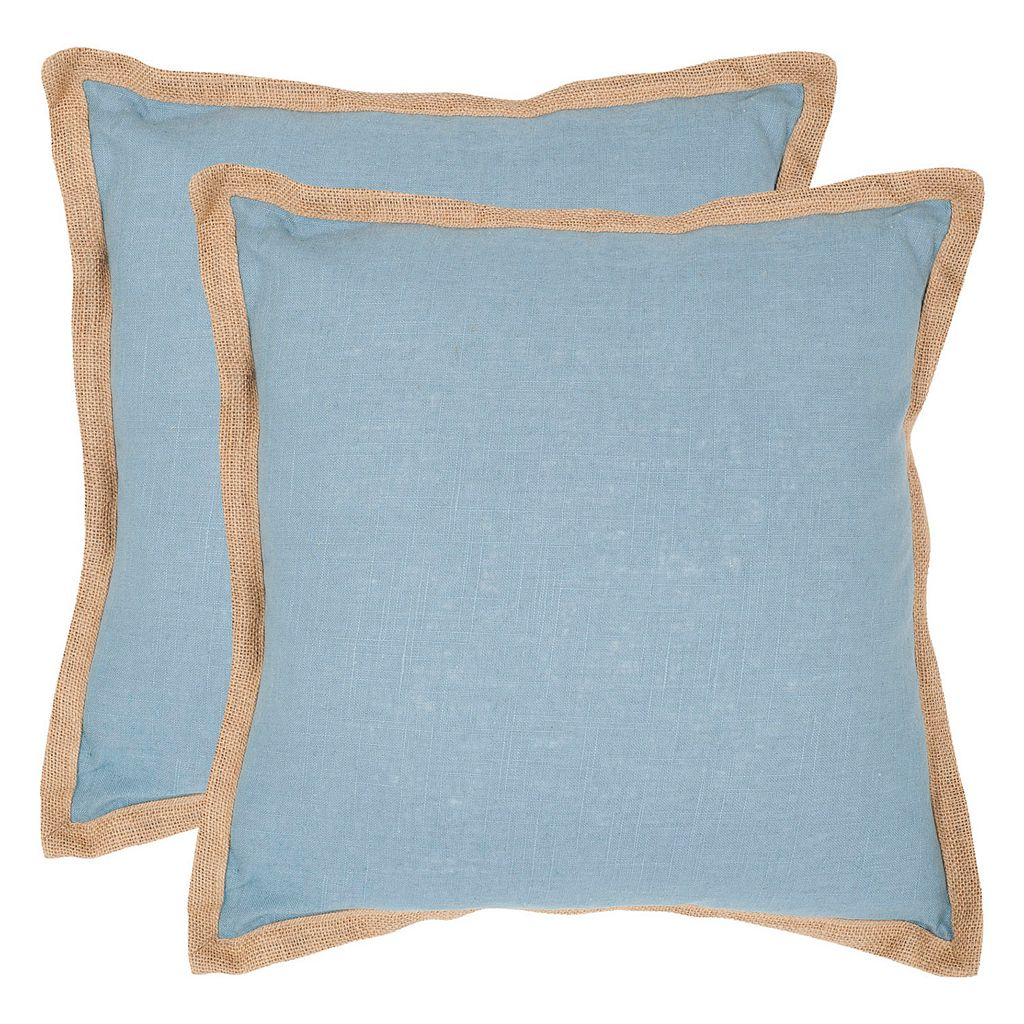 Safavieh 2-piece Madeline Throw Pillow Set