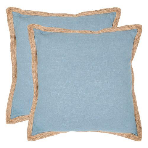 Safavieh 2-piece Madeline Throw Pillow Set