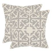 Safavieh 2 pc Moroccan Throw Pillow Set
