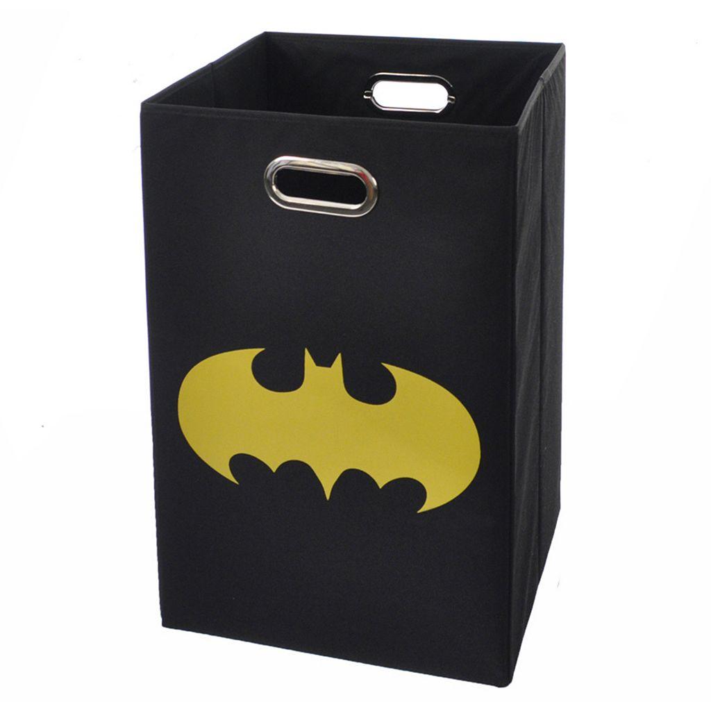 Batman Shield Collapsible Laundry Basket