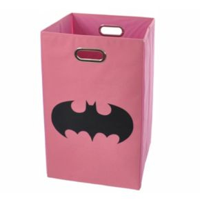 Batman Shield Collapsible Laundry Basket