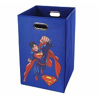 DC Comics Superman Collapsible Laundry Basket