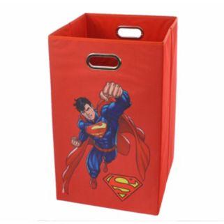 DC Comics Superman Collapsible Laundry Basket