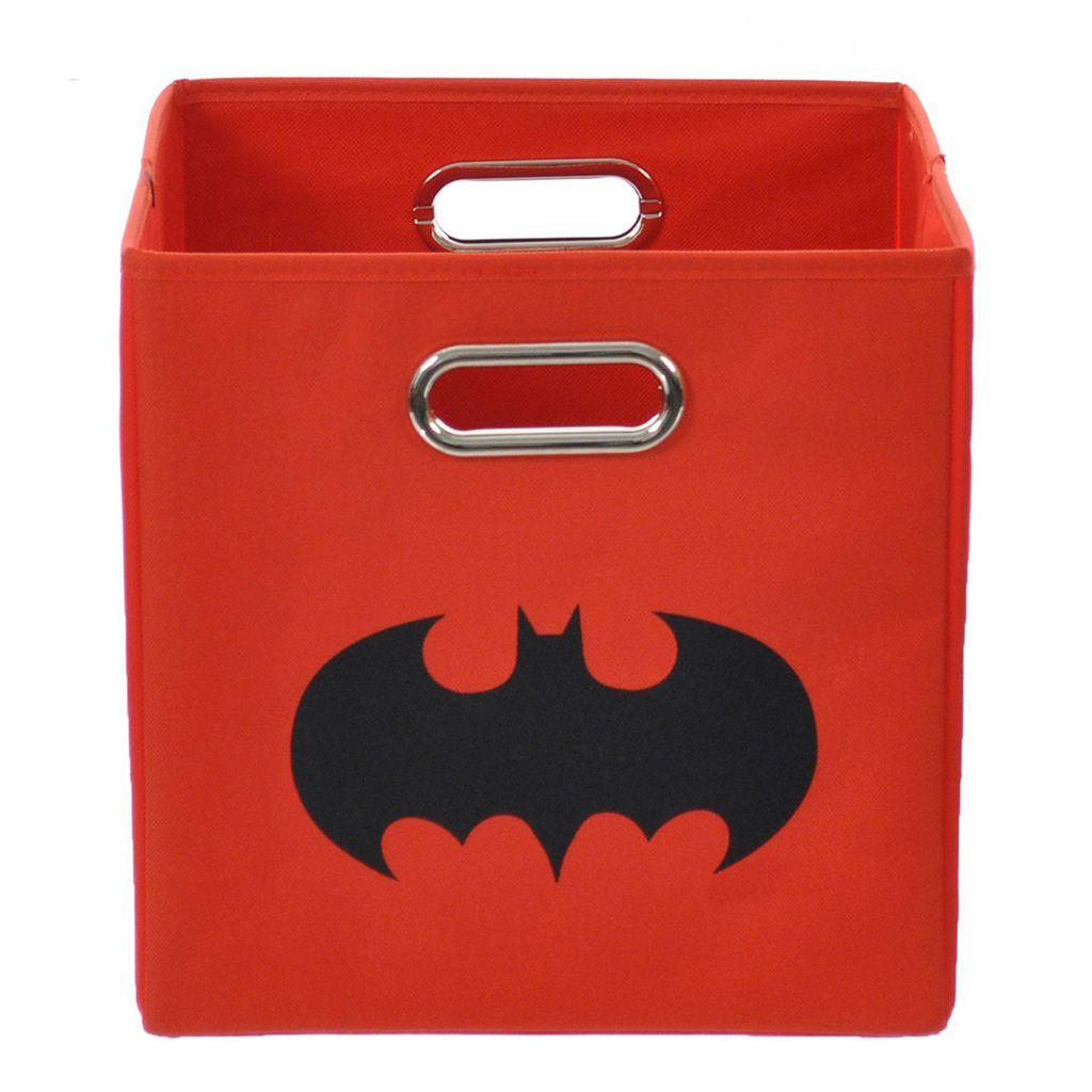 Batman Shield Collapsible Storage Bin