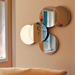 nexxt Solei Multi-level Wall Mirror