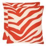 Safavieh 2-piece Urban Spice Throw Pillow Set
