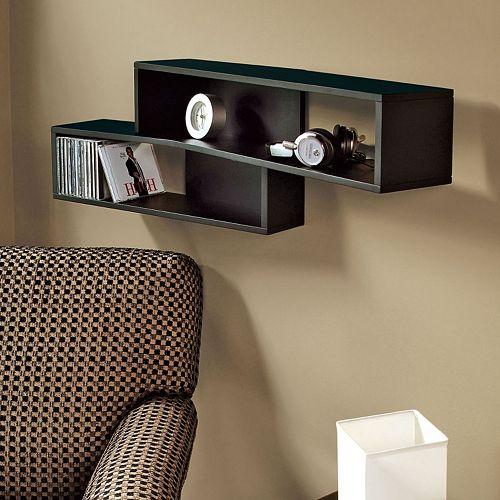 nexxt Luca Angled Wall Shelf