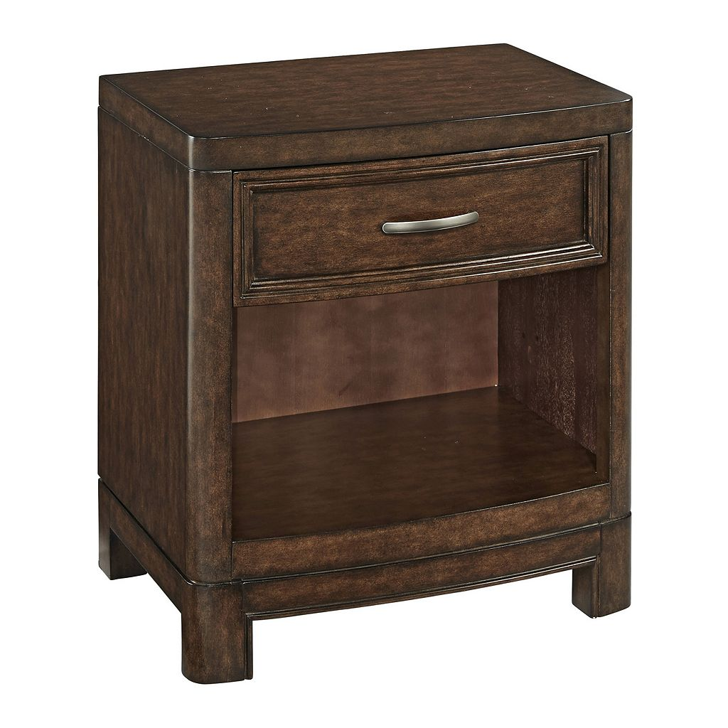 Home Styles Crescent Hill Nightstand