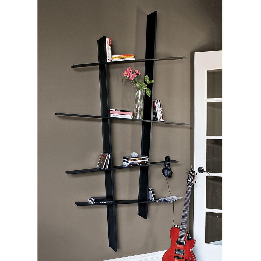 nexxt Leena Angled Wall Shelf