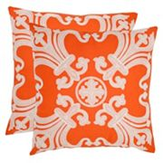 Safavieh 2 pc Collette Throw Pillow Set