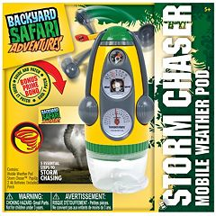 Backyard Safari Storm Chaser Mobile Weather Pod