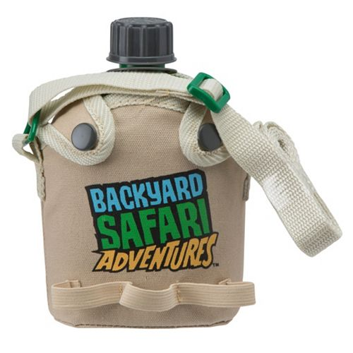 Backyard Safari Field Canteen