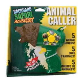 Backyard Safari Animal Caller