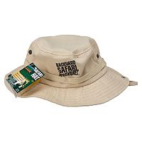 Backyard Safari Safari Hat